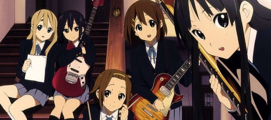 Premiera: K-on! Odcinek 1