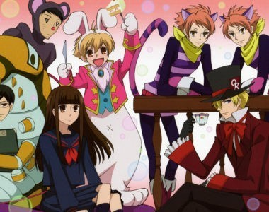 Ouran High School Host Club – You're A Host From Now On