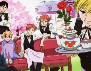 Ouran High School Host Club – Sakura Kiss