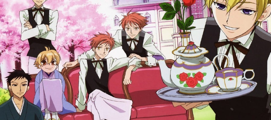 Premiera: Ouran High School Host Club 'Sakura Kiss'