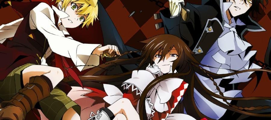 Premiera: Pandora Hearts Odcinek 1 'Błogi Spokój'