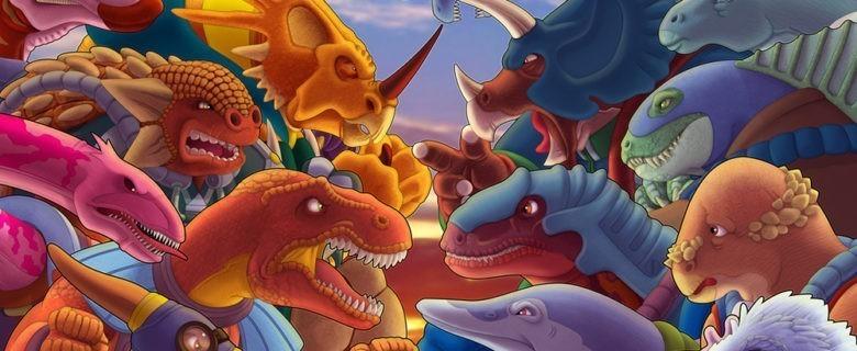 Ufozaury – Dolina Dinozaurów