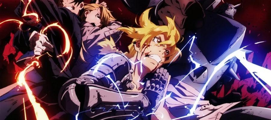 Premiera: Fullmetal Alchemist Brotherhood OVA