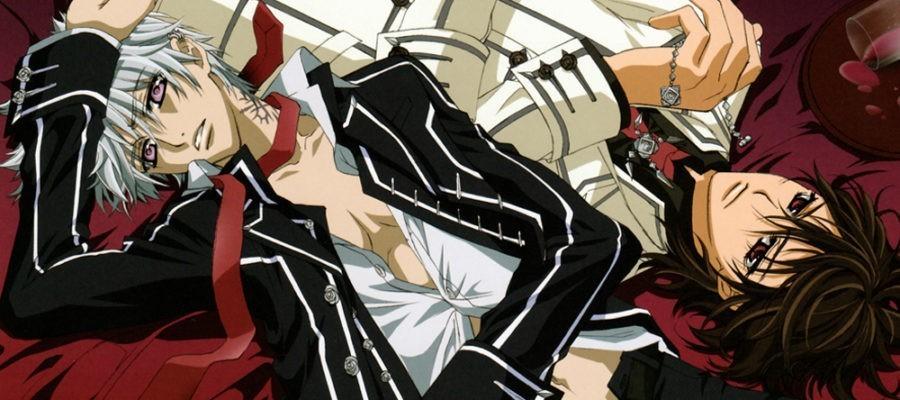"""Premiera: Vampire Knight """"Futatsu No Kodou To Akai Tsumi'"""