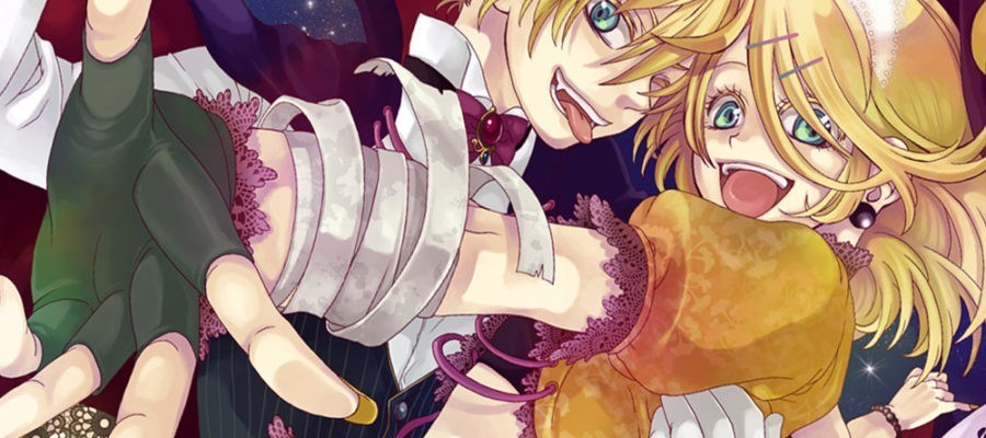 Rin & Len Kagamine – Trick and Treat