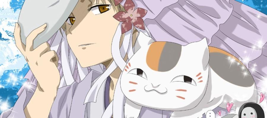 Premiera: Księga Druhów rodziny Natsume Odcinek 1 'Kot i Księga Druhów'