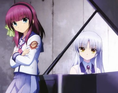 Angel Beats – My Soul, Your Beats