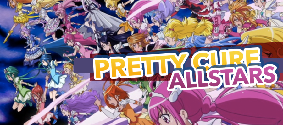 Pretty Cure All Stars DX3 '21'