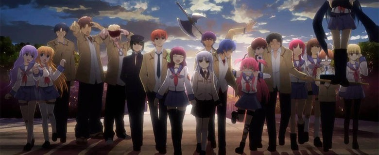 Angel Beats – Brave Song
