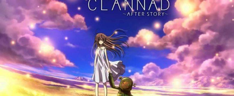 Clannad After Story – Biała Ciemność