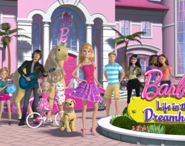Barbie Life In The Dreamhouse – Samolot