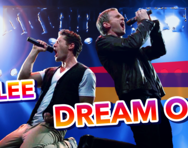Glee – Dream on