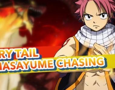 Fairy Tail OP15 – Masayume Chasing