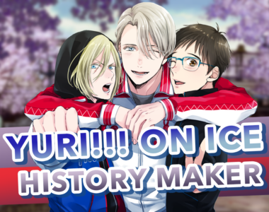 Yuri on Ice – History Maker