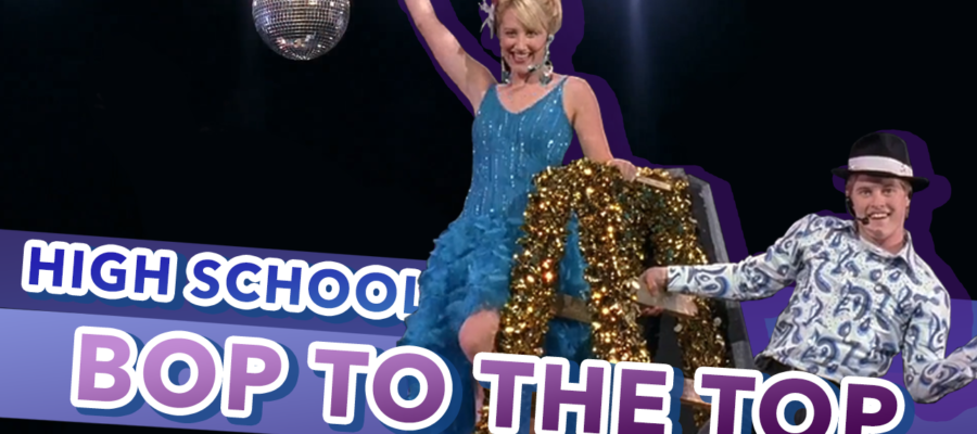 High School Musical – Bop to the Top