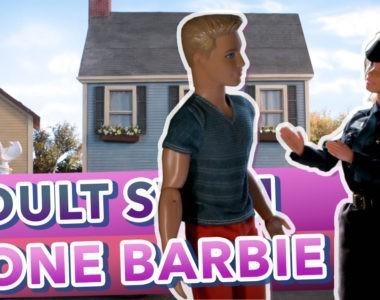 Gone Barbie / Robot Chicken / Adult Swim