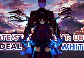 Fate/Stay Night: Unlimited Blade Works – Ideal White