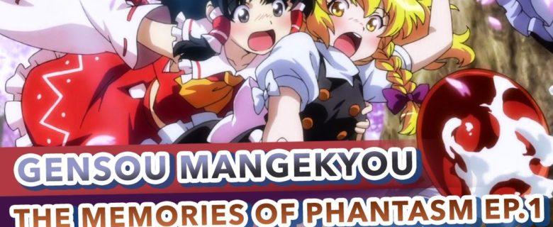Touhou Gensou Mangekyou – Memories of Phantasm 01