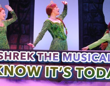 Shrek the Musical – I Know It's Today