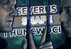 Severus Snape i Huncwoci