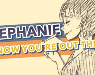 Stephanie Mabey – I know you're out there