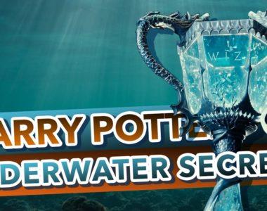 Harry Potter – Underwater Secrets