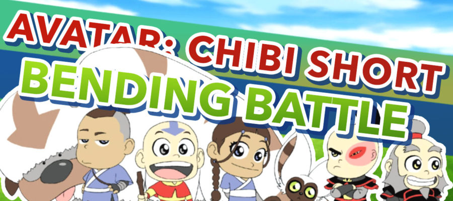 Avatar: Chibi Short – Bending Battle
