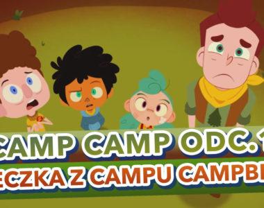 Camp Camp – Odcinek 1 – Ucieczka z Campu