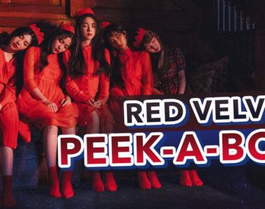 Red Velvet – Peek-a-Boo