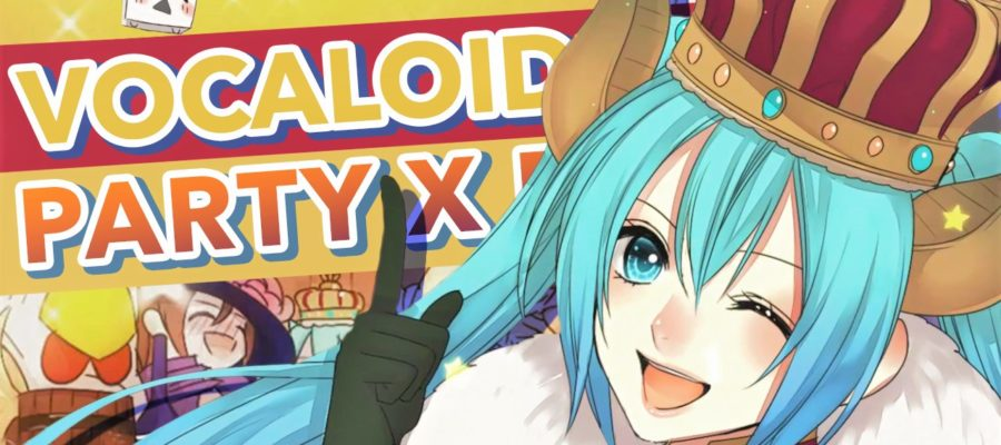 Vocaloid – Party x Party