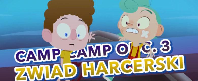 Camp Camp – Odcinek 3 – Harcerski Zwiad