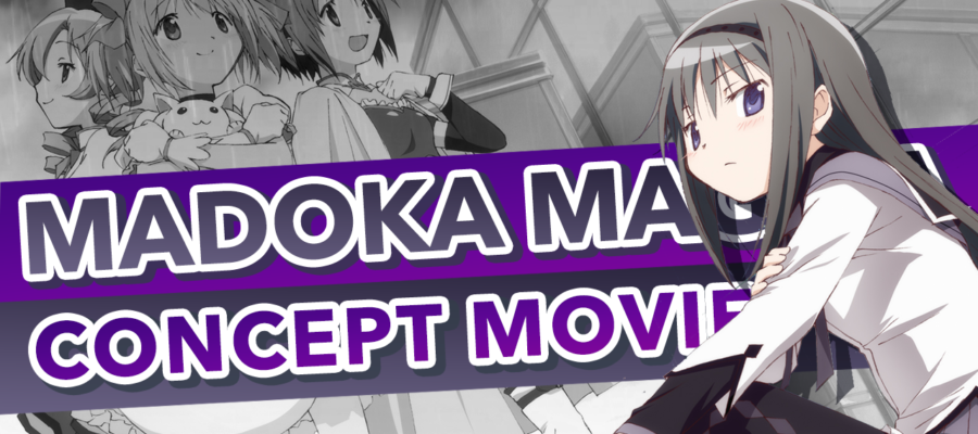 Madoka Magica – Concept Movie